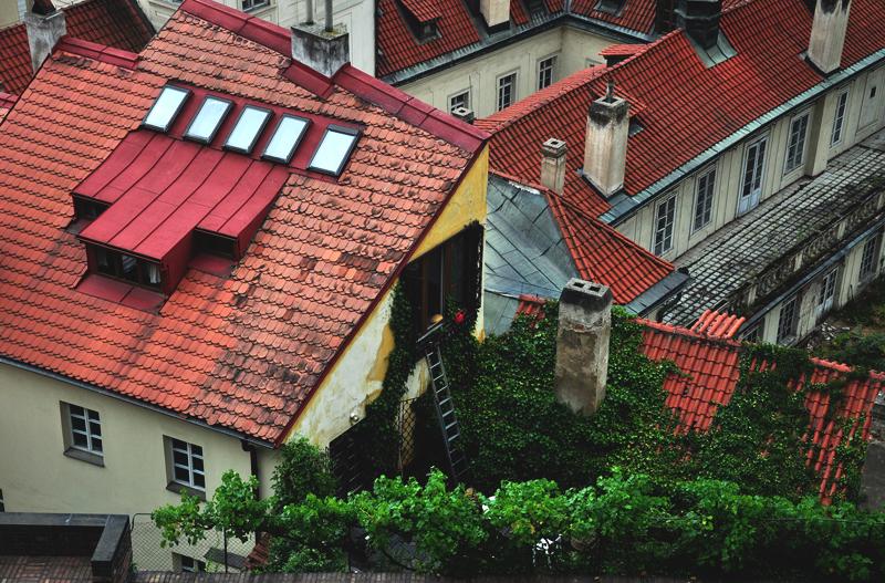 praskie dachy