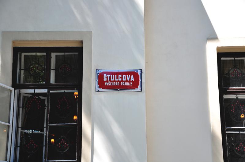 ulica w Pradze