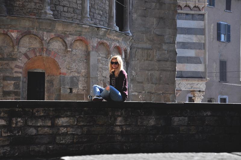jednodniówka w Bergamo
