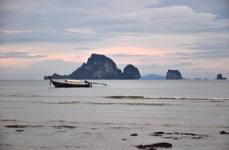 co zobaczyć Tajlandia zachód