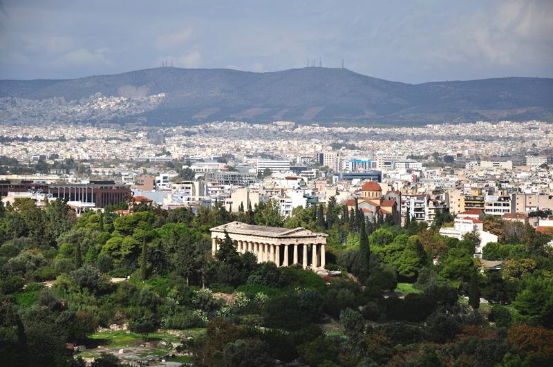 co zobaczyć Ateny