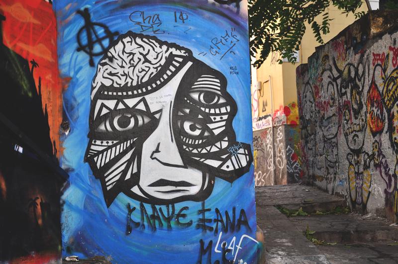 Ateny Grecja