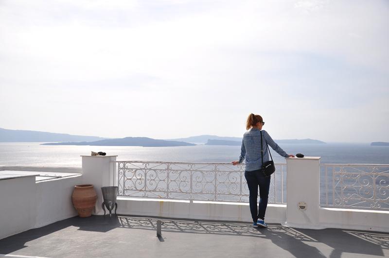 co zwiedzić na Santorini