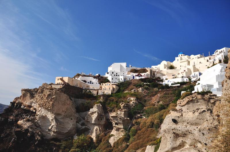 co ciekawego na Santorini