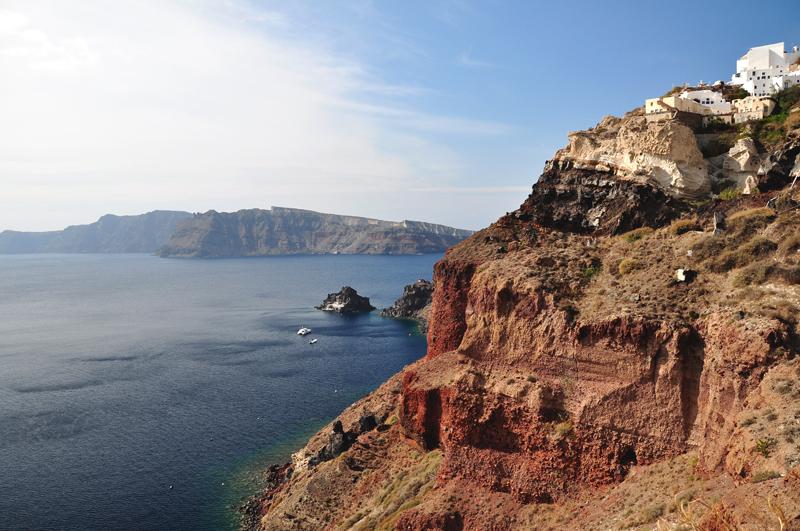 czy warto pojechać na Santorini