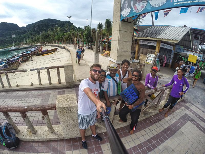 Tajowie Ko Phi Phi