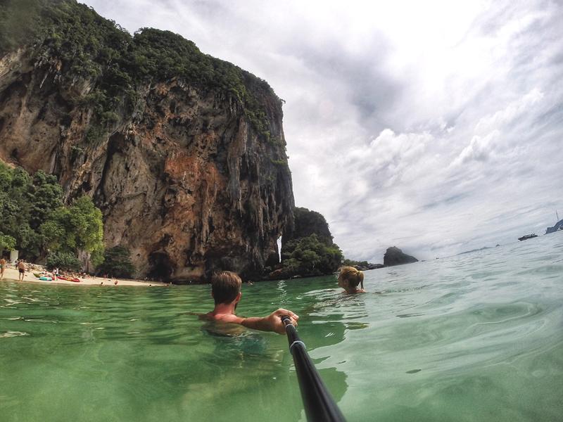 selfie Phranang