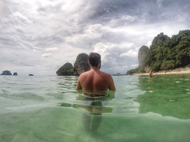 kąpiele w Tajlandii