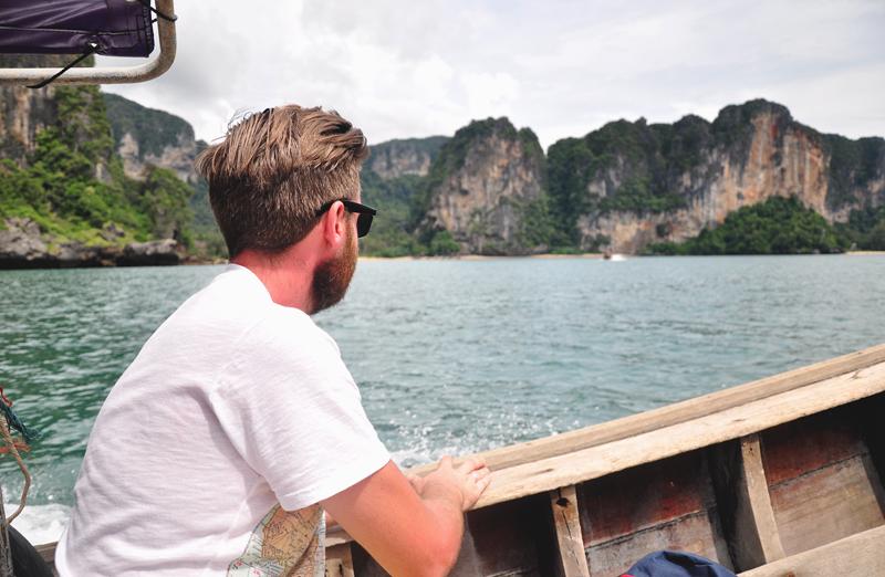 rejs longboat Tajlandia