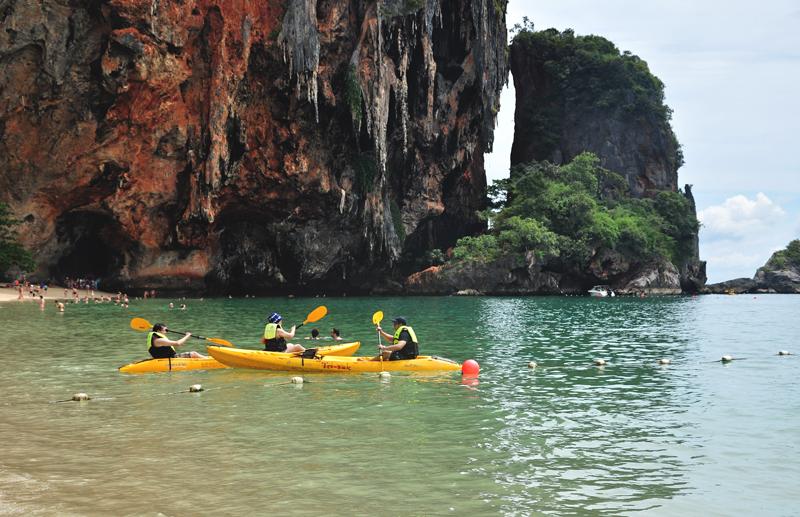 sporty wodne w Tajlandii