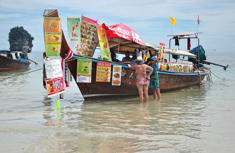 restuaruacja Krabi
