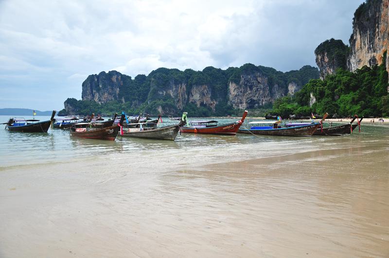 Krabi w Tajlandii
