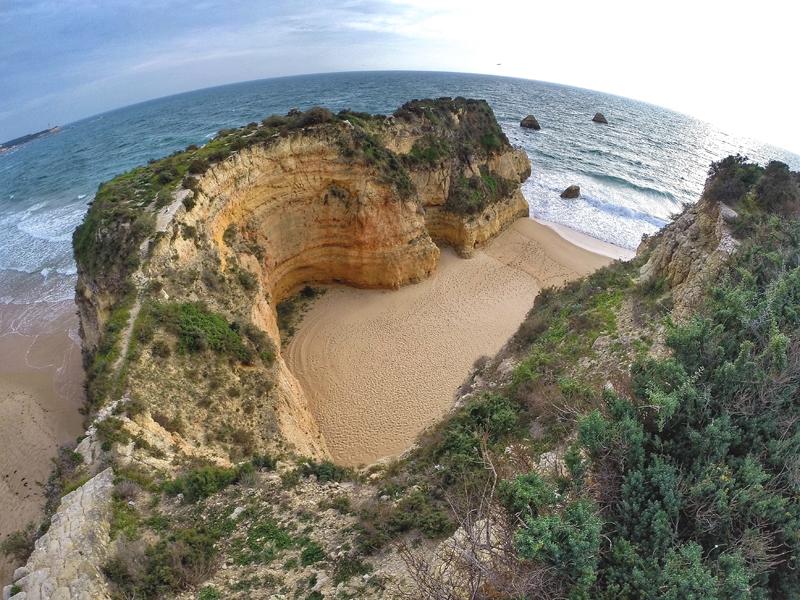 Algarve atrakcje