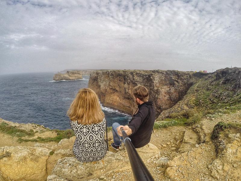 selfie Algarve