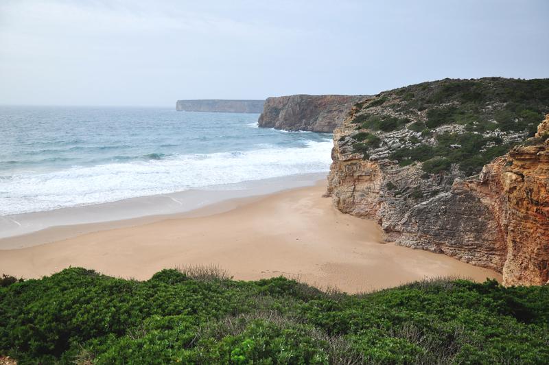 Praia de Beliche Algarve