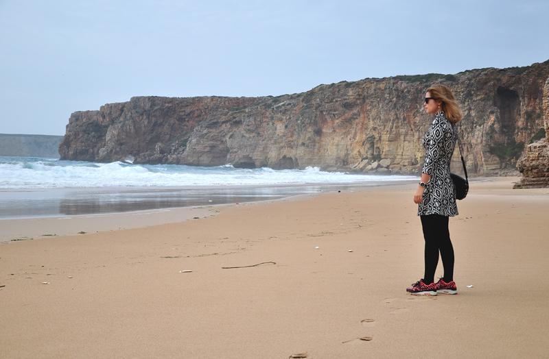dziewczyna na Algarve