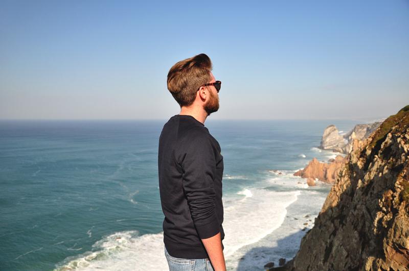 Cabo da Roca Lizbona
