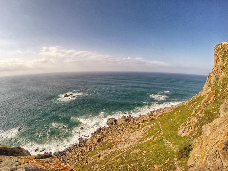 wybrzeże Portugalia