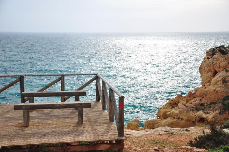 Carvoeiro wybrzeże