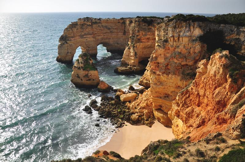 atrakcje Algarve