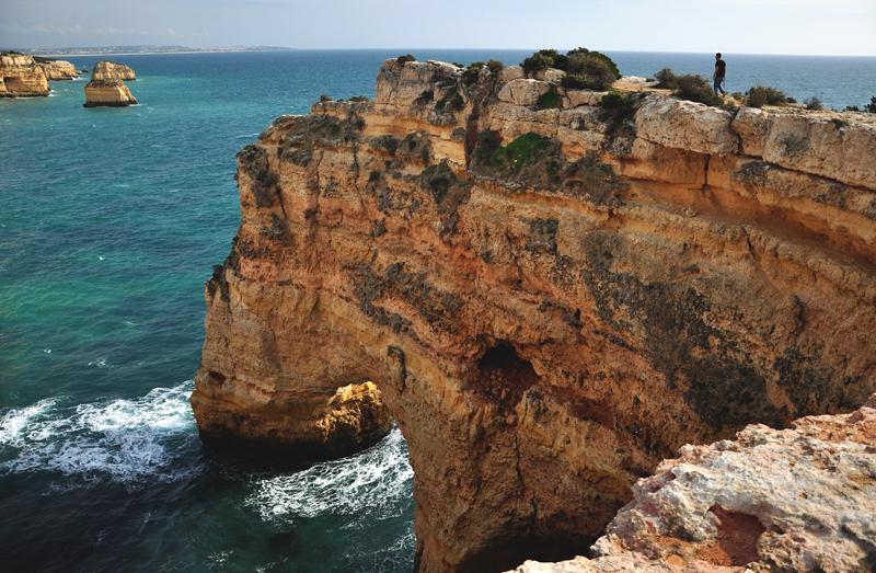 krajobrazy na Algarve