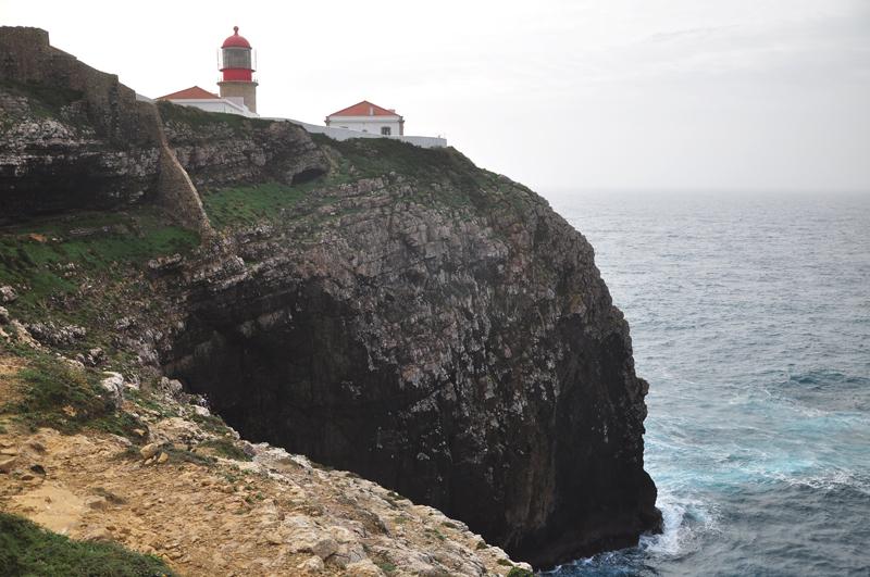 latarnia na Cabo de Sao Vicente