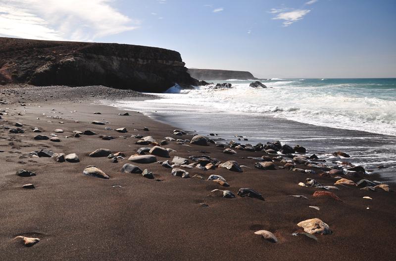 plaża na Fuertaventurze