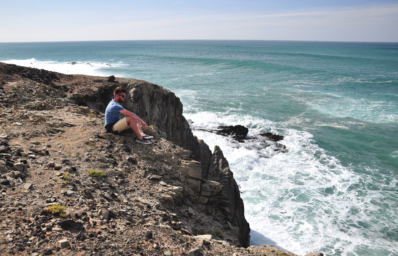 wybrzeże Fuerteventura