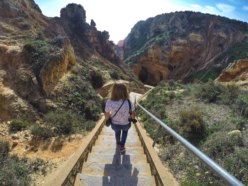 zwiedzanie Algarve