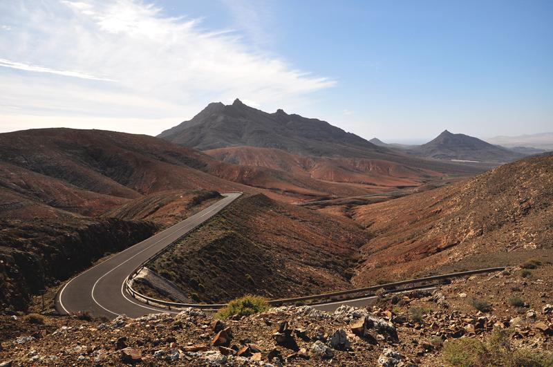góry fuerteventura
