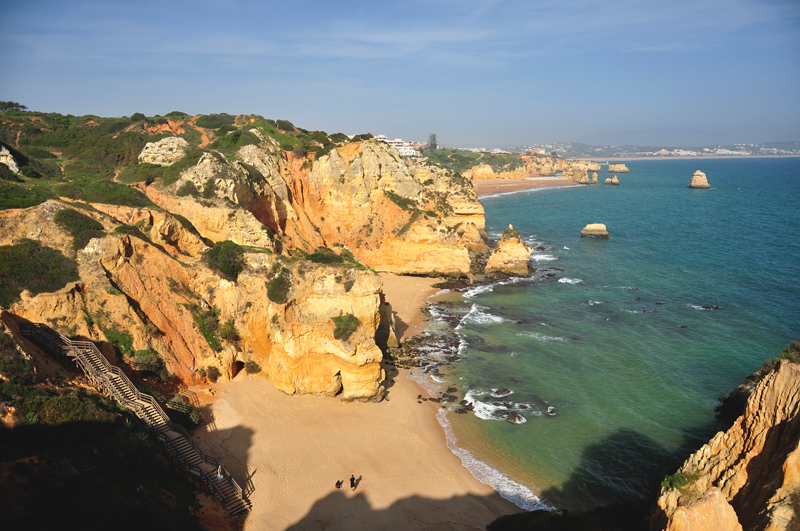 Praia do Camilo Algarve