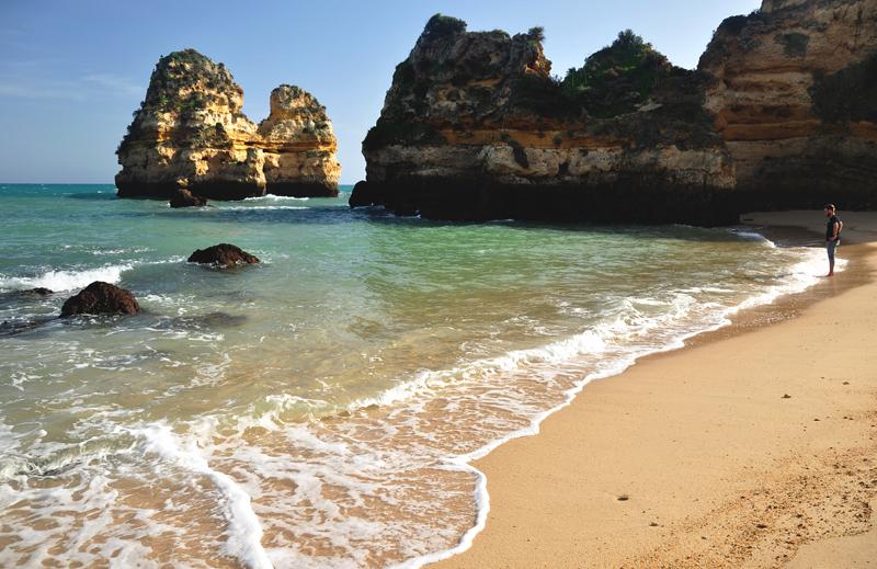 Algarve plaże