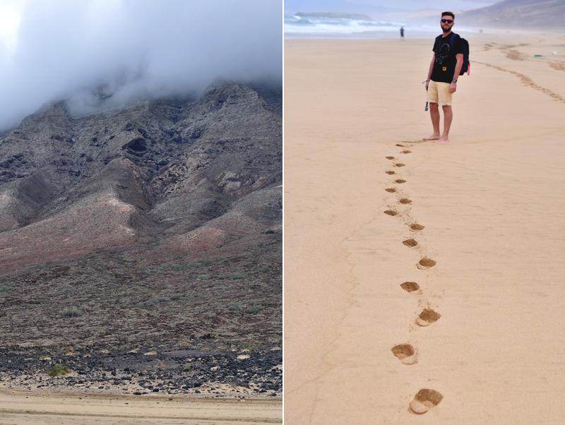 plaża Cofete Fuerteventura