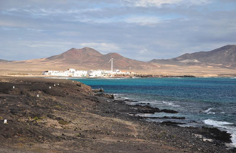 krajobrazy Fuerteventura