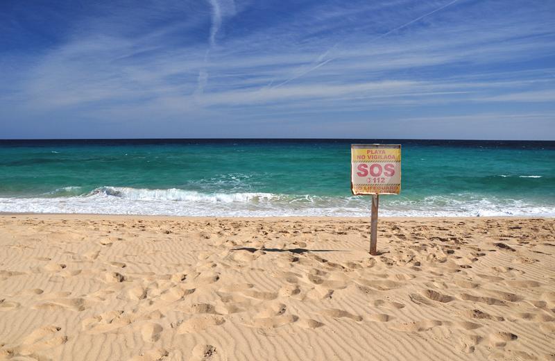 Fuerteventura plaża