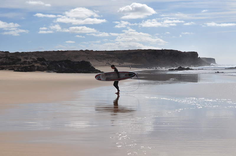 surferzy Fuerteventura
