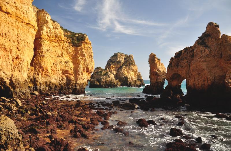 gdzie na Algarve