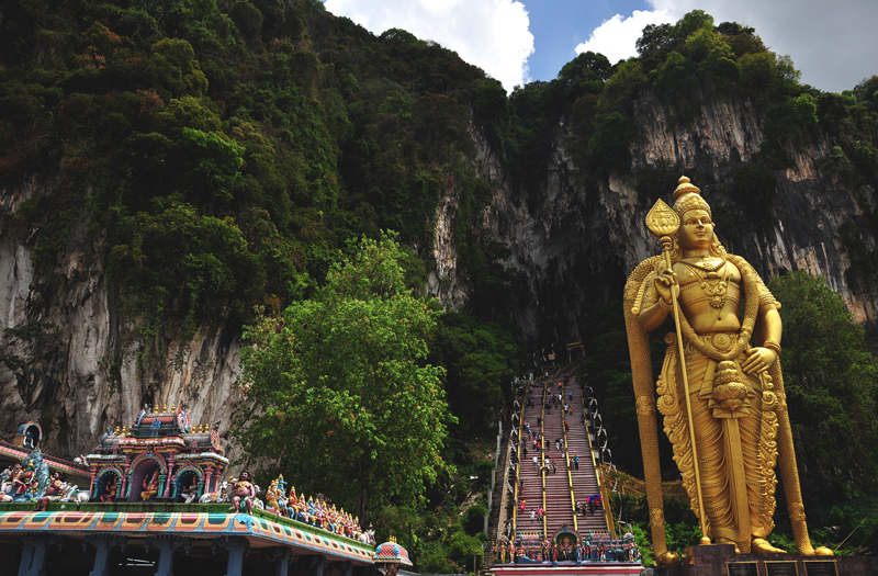 atrakcje Kuala Lumpur