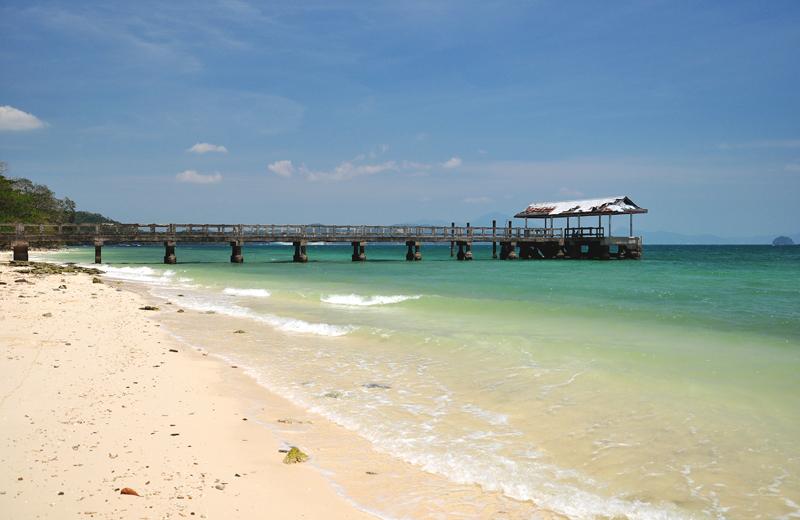 plaże na Langkawi
