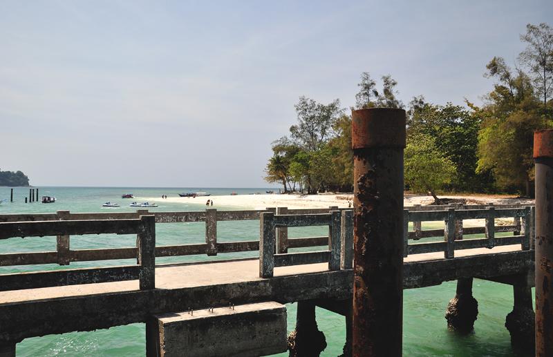 Langkawi island hooping
