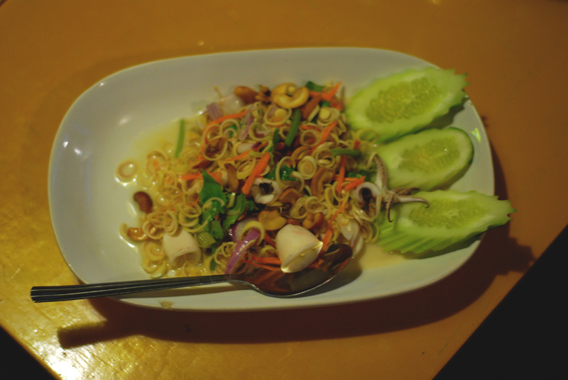 dania w Tajlandii