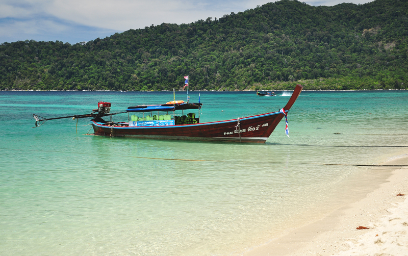 Sunset Beach na Koh Lipe