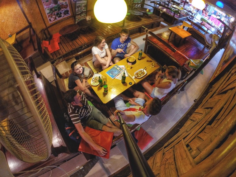 restauracja na Koh Lipe