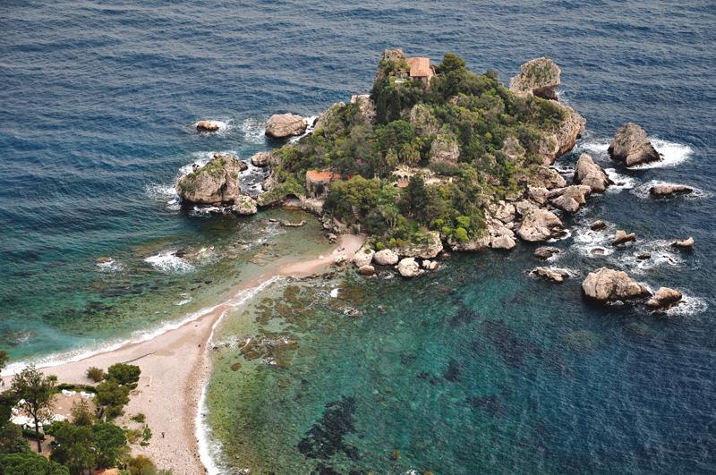 Isola Bella Sycylia