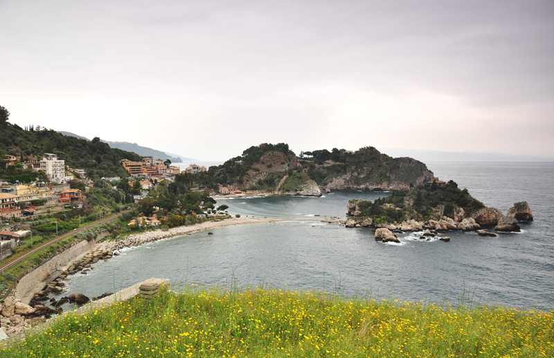 Isola Bella na Sycylii
