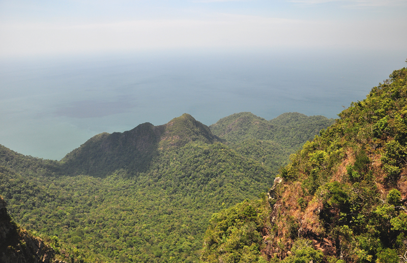 krajobraz Langkawi