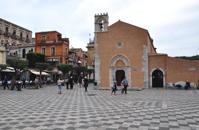 włoskie miasto