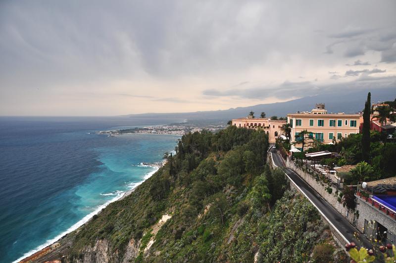 krajobraz Taormina