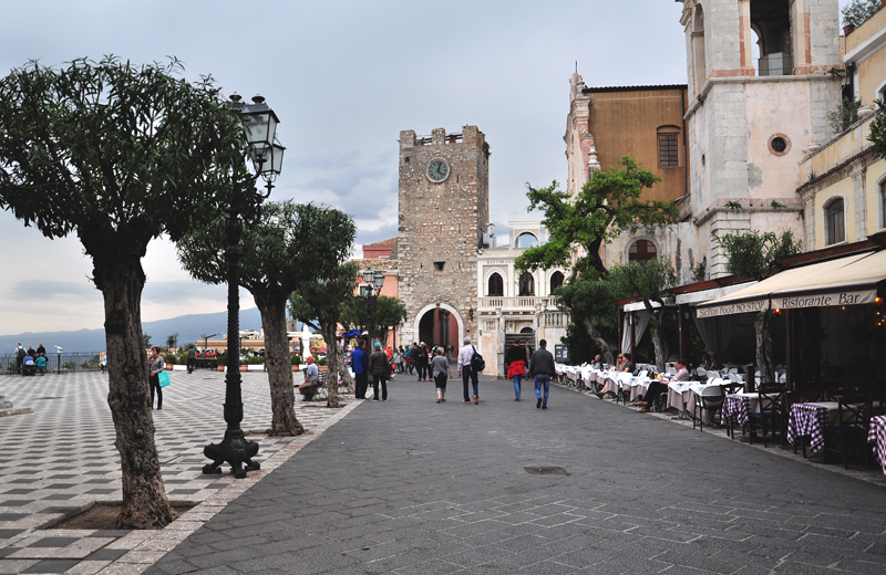 Taormina Sycylia