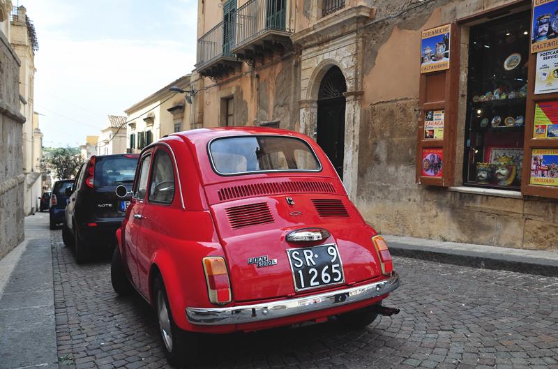 samochód Noto